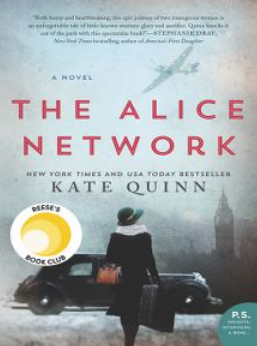 Read The Alice Network with Libby