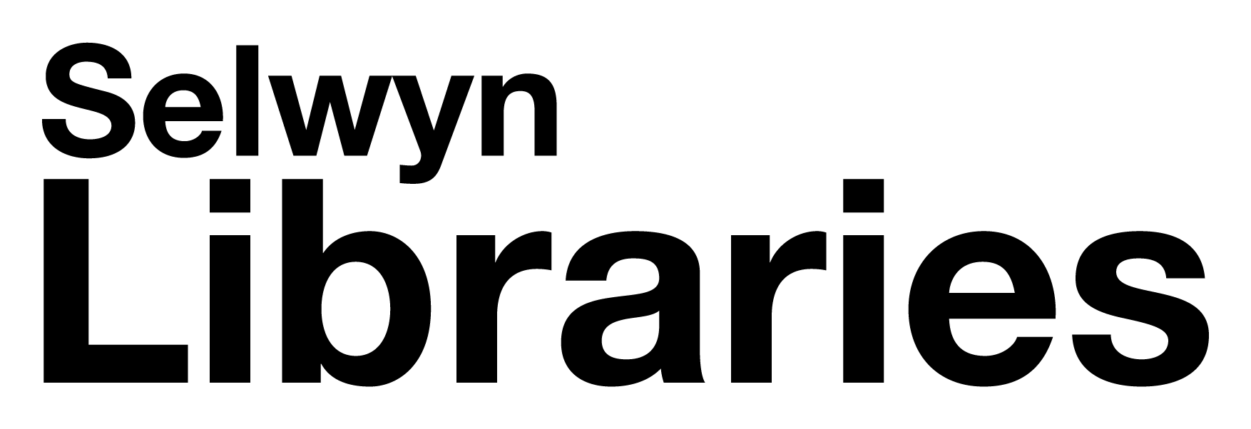Selwyn Libraries' logo